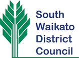 Logo south waikato district council