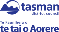 Logo tasman district counci portrait