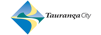 Logo tauranga city council horizontal