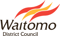Logo waitomo district council